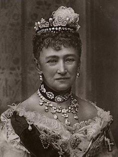 Louise of Hesse-Kassel (German: Luise Wilhelmine Friederike Caroline Auguste Julie von Hessen-Kassel, Danish: Louise Wilhelmine Frederikke Caroline Auguste Julie; 7 September 1817 – 29 September 1898) was Queen of Denmark as the wife of King Christian IX of Denmark.