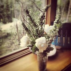 Something from today's deliveries.  #Breckenridge #Colorado #florist #flowers #wedding #design