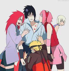 Everybody needs of Sasuke