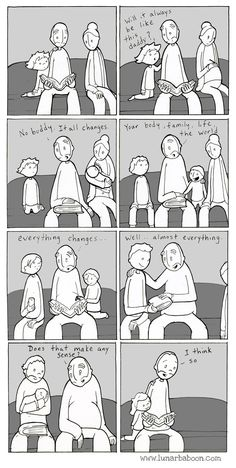 Constant on lunarbaboon - Comics
