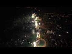Ko Olina 2011-12 New Year's Eve Fireworks Video - it was amazing from the beach too!