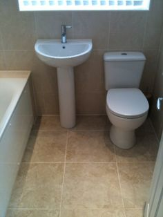 Photo On Find out which flooring option suits your bathroom installation project with cost durability suitability and installation ease with UK Bathroom Guru in