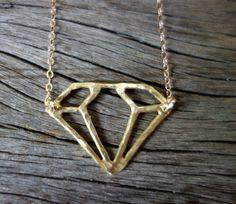 two things women love besides shopping.  #1 chocolate   #2 diamonds diamonds diamonds