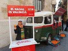La Indicación Geográfica Protegida 'Cítricos Valencianos' participa activamente en la Campaña de Promoción de los Productos Valencianos típicamente asociados a las Navidades, bajo el l ...