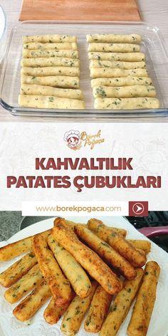 Potato Dishes, Food Dishes, Best Potato Recipes, Good Food, Yummy Food, Food Snapchat, Pasta, Turkish Recipes, Food Design