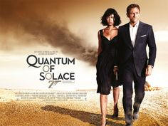 """Quantum of Solace"" (2008) 