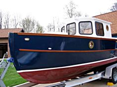 Devlin Surf Scoter 22 - Blue Hull