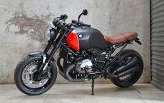 A Eurobike é a responsável pelas customizações da naked da BMWQuando chegou ao País em maio, a naked R nineT trouxe consigo uma das premissas que acompanham o modelo desde sua concepção....