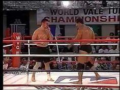 Marcos Ruas vs Oleg Taktarov - Vale Tudo Championship 2 - YouTube