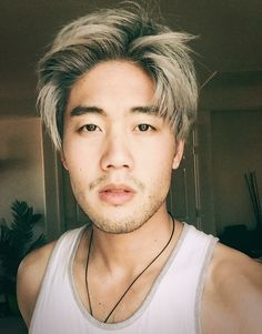 Youtuber Ryan Higa, as R.O.P. of BgA, looking mighty fine. // I'm totally ready for their K-Pop Comeback. Teehee! ◉‿◉