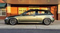 Civic Eg, Honda Civic Hatchback, Jun, Sweet, Instagram Posts, Autos, Candy