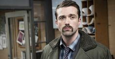 The Fall | Emmett J. Scanlan - Emmett Scanlan is an Irish actor from Dublin. He is best known for playing the villain Brendan Brady in Hollyoaks. He is currently filming BBC2 drama The Fall in 2013-2014