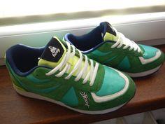 Blog - mój drugi świat: Zielono mi z marką #Hooy!