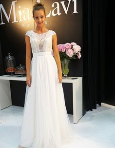 Suknia ślubna, model 1607