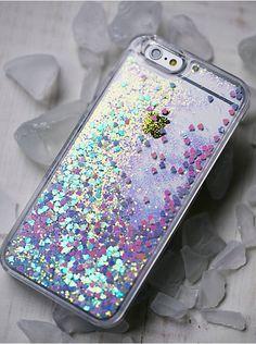 Free People Liquid Glitter iPhone Case, $28.00