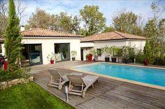 Annonce Vente maison / villa - Montauban : MONTAUBAN SUD Dans un cadre de vie verdoyant et intime, maison BBC