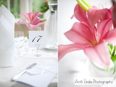 Dokumentaarinen hääkuvaus - Maija ja Tuomas - Kurikka, Kauhajoki Sanssinkartano | Antti Ekola Photography / Photography / wedding decorations/ pink lily tablesetting