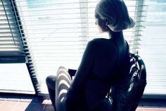 Glamazon Swimwear Galleries - The Toni Garrn Vogue Italia