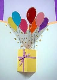Image result for pop up bday