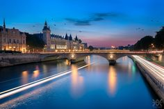 La Conciergerie, Paris.