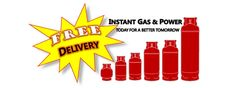 Instant Gas - Free Delivery
