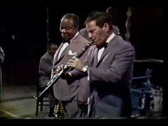 Satchmo -Basin Street Blues - Live 1964...your all time fav...and you performed it gloriously :)))