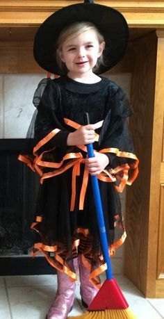 Hello Attached is a picture of my granddaughter Olivia Hansen in her costume... My favorite part is her pink cowboy boots... every witch should have a pair of these boots! Olivia is fighting her second battle with rhabdomyosarcoma.