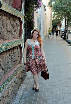 http://sahakiel.blogspot.com.es/  Titis Clothing  Vestidos  Alondra dress SS12