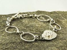 poppy bracelet in silver €52 by LaPetiteMaisonBijoux