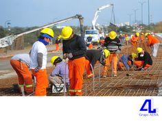 #ConstructoraVeracruz En Grupo ALSA, estamos comprometidos con la seguridad de nuestros trabajadores. LA MEJOR CONSTRUCTORA DE VERACRUZ. En nuestra constructora, estamos comprometidos al 100% con la seguridad de nuestros empleados, prueba de ello es la certificación OHSAS 18001:2007 con la que contamos, la cual avala el sistema de gestión adoptado por nuestra empresa en este rubro. Le invitamos a visitar nuestra página en internet www.grupoalsa.com.mx, para conocer más acerca de nosotros.
