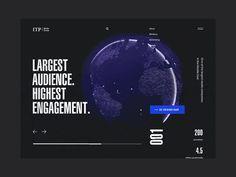 Landing Page Inspiration — February 2018 – Collect UI Design, UI / UX Inspiration Blog – Medium