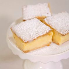 best baking and bread recipes for all your baking needs. Custard Recipes, Tart Recipes, My Recipes, Dessert Recipes, Custard Slice, Vanilla Custard, Yummy Treats, Sweet Treats, Yummy Food