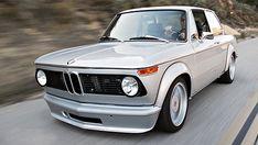 Este BMW 2002 com o motor do ///M3 E30 é o ///M2