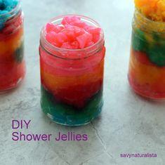 Shower Jellies (DIY)