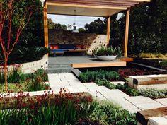 Australian Garden Show Sydney: 4 September 2014. Adrian Swain's 'Refugium'