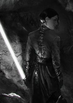 Star wars fan art by DigitalSashimi