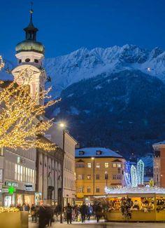 Innsbruck, Österreich. ♥ ♥ ♥ Wir lieben Österreich. Österreich liebt die Trinkflasche aus Glas von EPiCO BOTTLES. Finde sie auf https://epicobottles.de/