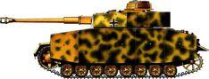 P-IV 4.PzDiv [Kursk, Juli 1943]