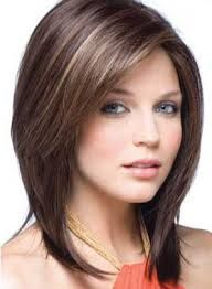 medium length hairstyles 2014 Oval face - Google Search