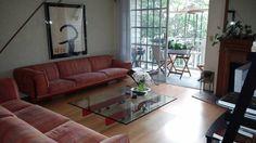 Saporiti Sofa and Coffee Table $1000