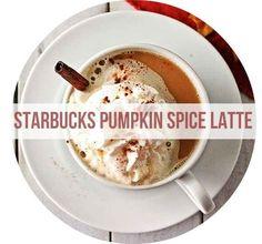 Homemade Starbucks Pumpkin Spice Latte   23 Copycat Recipes For Your Favorite Fast Foods