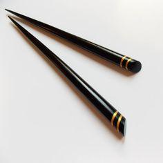 Hair chopsticks hair sticks high quality by mariya4woodcarving