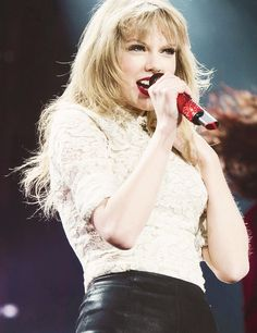 See Taylor Swift in concert