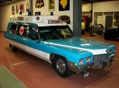 1974 Cadillac Ambulans