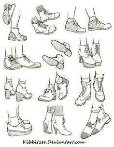 Shoes reference