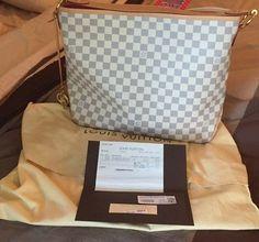 Delightful Azur Mm - 2015 Model Hobo Bag. Louis Vuitton ... c2baf2367a571
