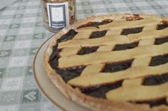 Crostata con Confettura di Brugnolette | Daniele-Pasticcere