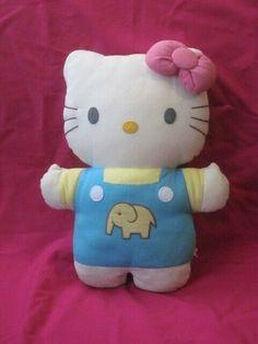 f36129520 Hello Kitty Doll Plush Vintage Sanrio Priority Mail, Sanrio, My Ebay, Hello  Kitty