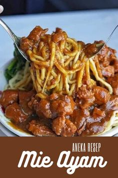 Asian Recipes, Beef Recipes, Chicken Recipes, Cooking Recipes, Easy Sauce Recipe, Mie Goreng, Catering Food, Daily Meals, Easy Cooking