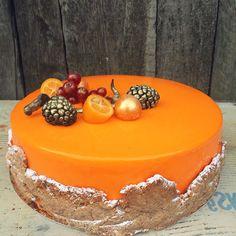 Mandarino cake
